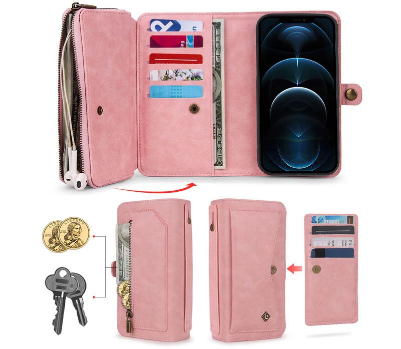 POLA iPhone 12 Wallet Case