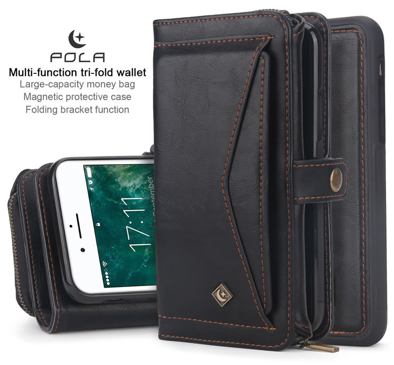POLA iPhone 7 Wallet Case