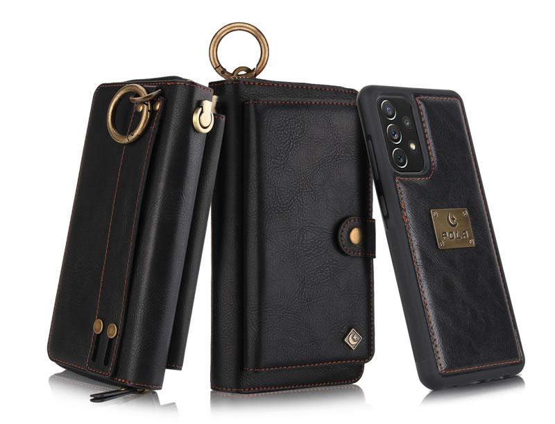 POLA Samsung Galaxy A72 5G Wallet Case