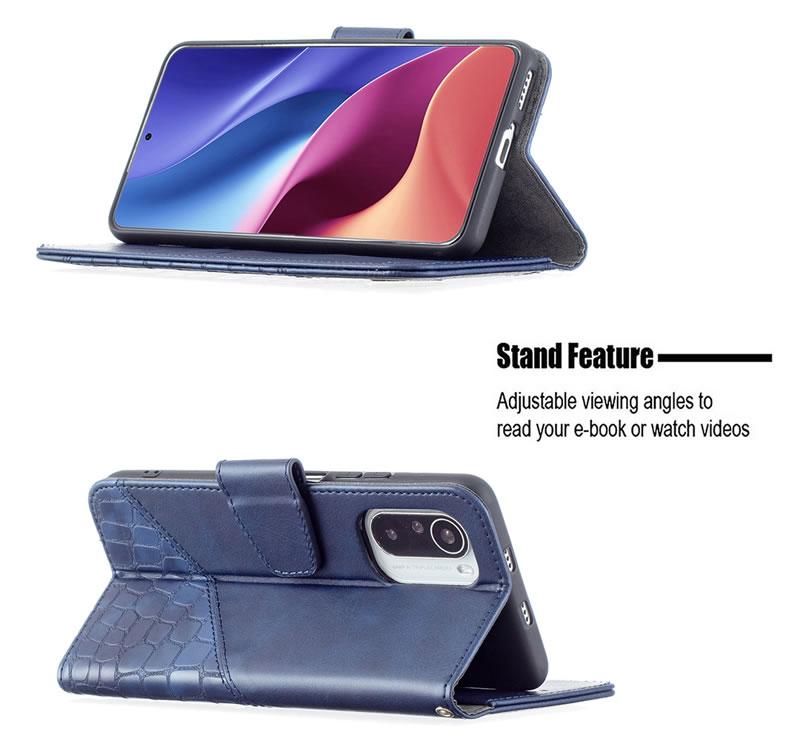 Binfen Color Xiaomi Redmi K40 Pro Leather Case