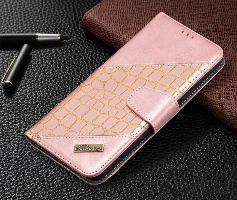 Binfen Color Xiaomi Redmi K40 Leather Case