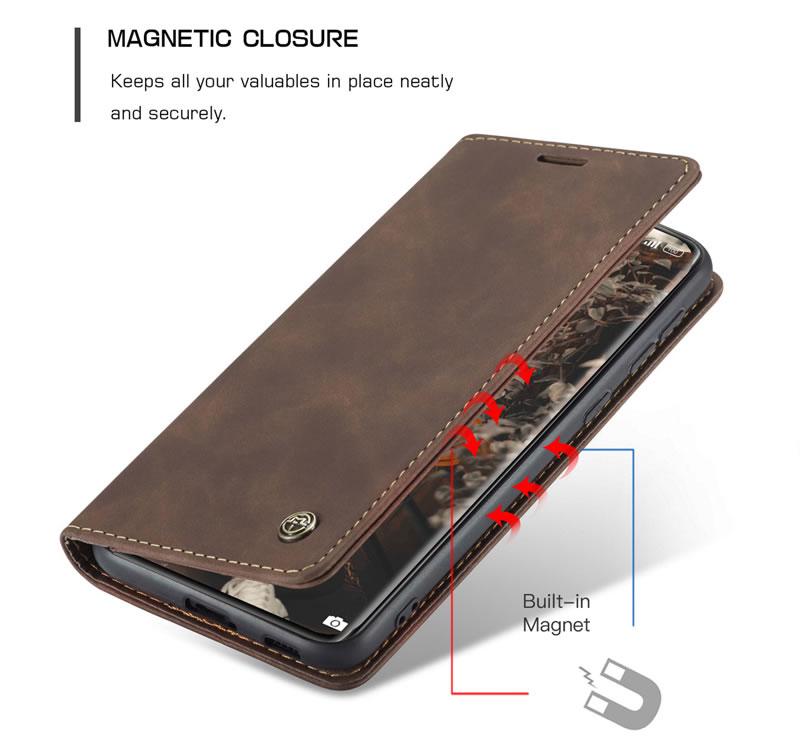 CaseMe Xiaomi Mi 11 Leather Wallet Case