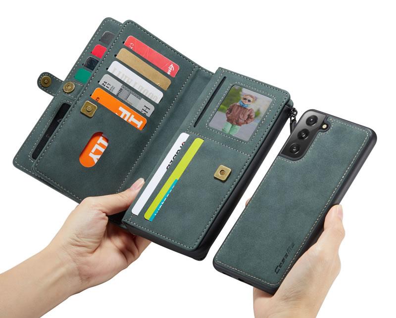 CaseMe Samsung Galaxy S21 FE Wallet Case