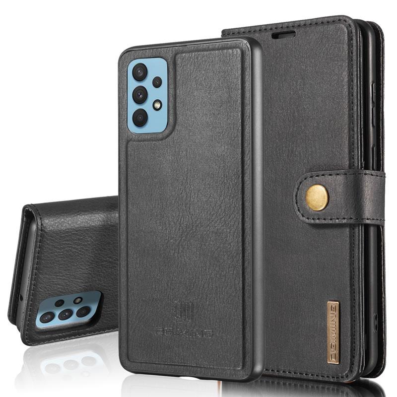 DG.MING Samsung Galaxy A32 Wallet Case
