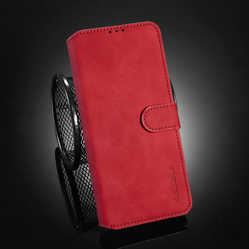 DG.MING Xiaomi Redmi K40 Retro Case
