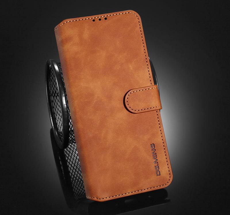 DG.MING Xiaomi Redmi Note 10 Pro Retro Case