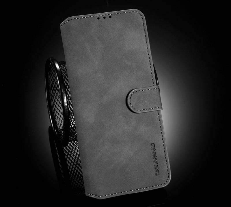 DG.MING Xiaomi Redmi Note 10 Pro Max Retro Case