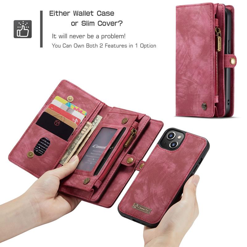 CaseMe iPhone 13 Wallet Case