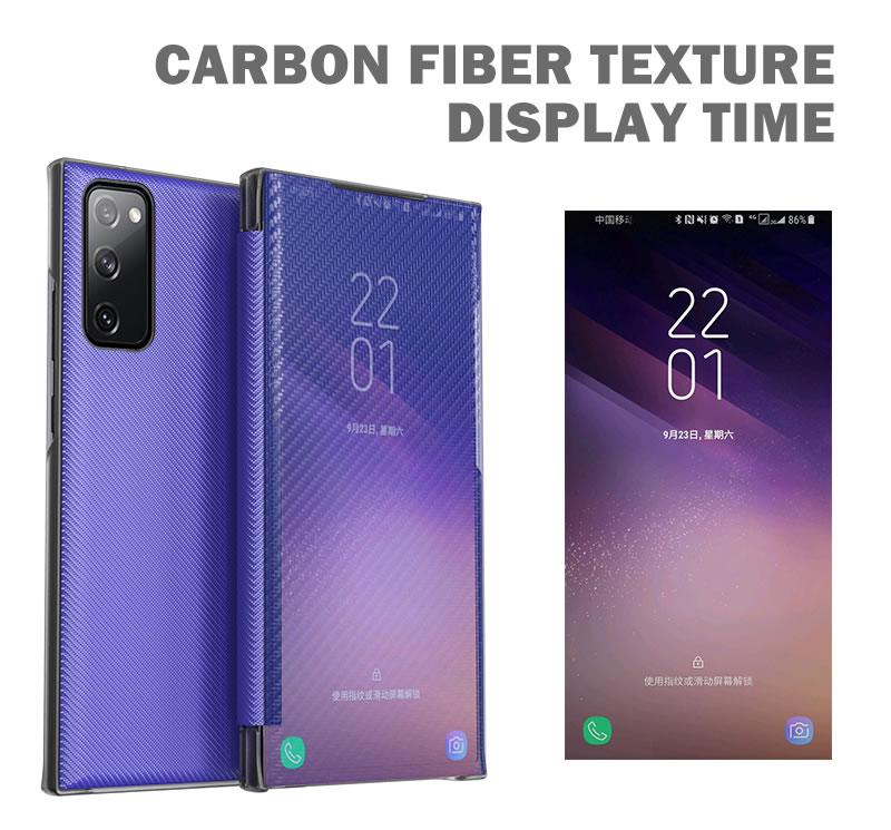 Samsung Galaxy S20 FE Kevlar Case