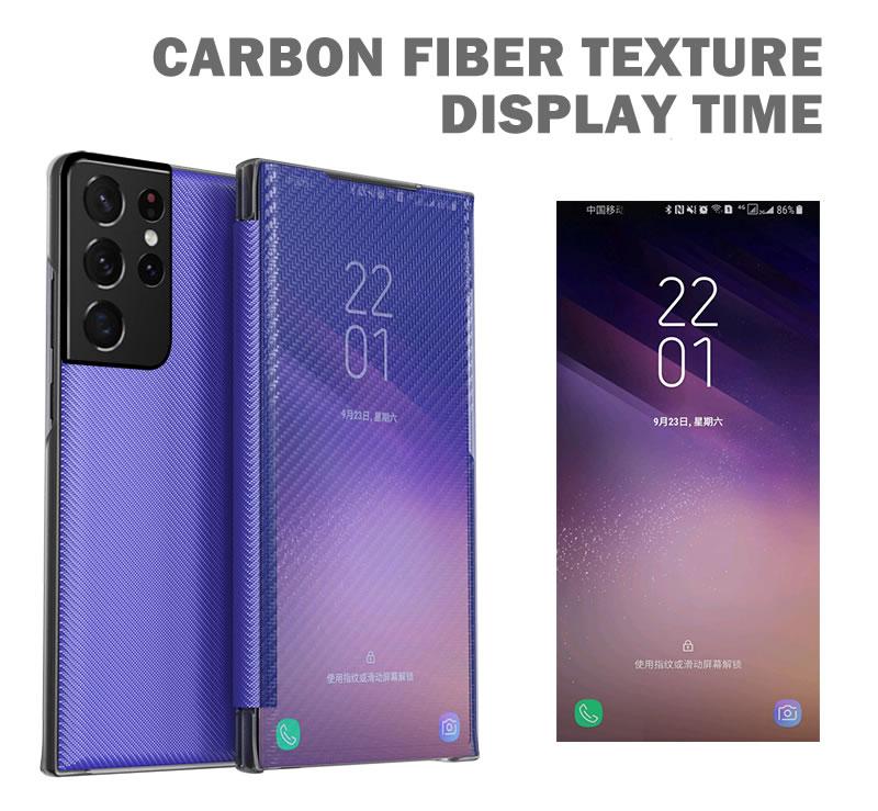 Samsung Galaxy S21 Ultra Kevlar Case