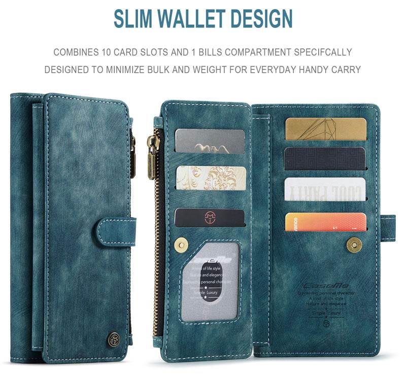 CaseMe Samsung Galaxy A12 5G Wallet Case