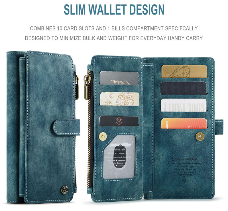 CaseMe Xiaomi Redmi Note 9s Wallet Case